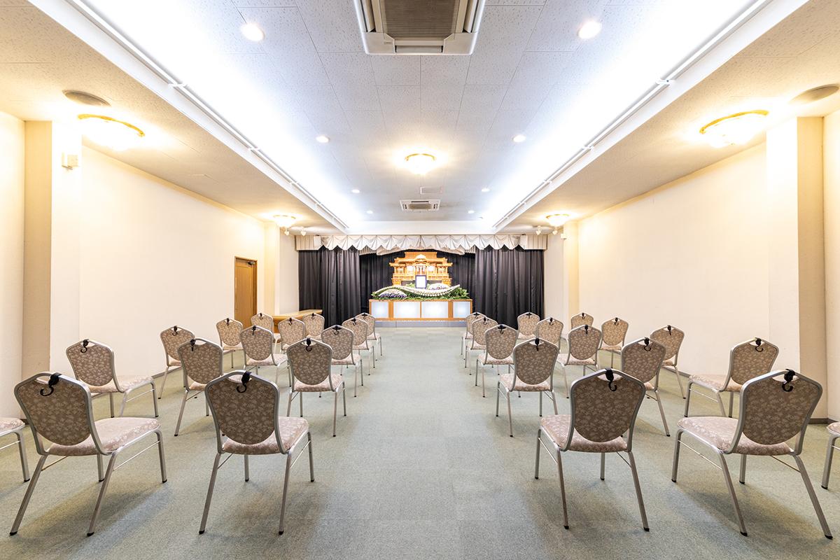 山川祭礼ホール